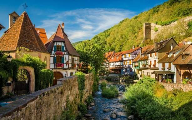 <span><span><span>Hôtel Athena Restaurant & Spa proche de Kaysersberg</span></span></span>