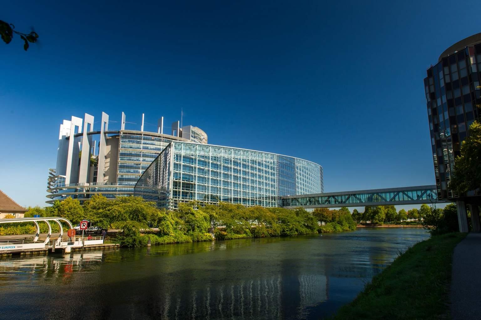 Tourisme Business au coeur de Strasbourg Parlement Européen