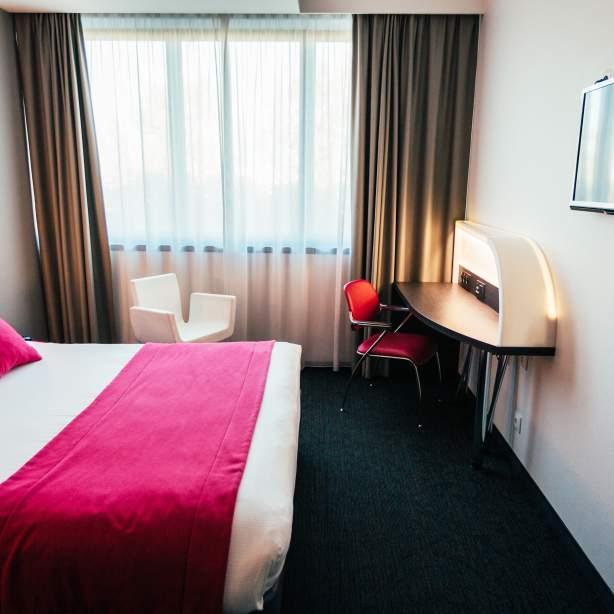 <span><span><span>Hôtel Athena Restaurant & Spa Offre promotionnelle -10% sur votre chambre à Strasbourg en Alsace</span></span></span>