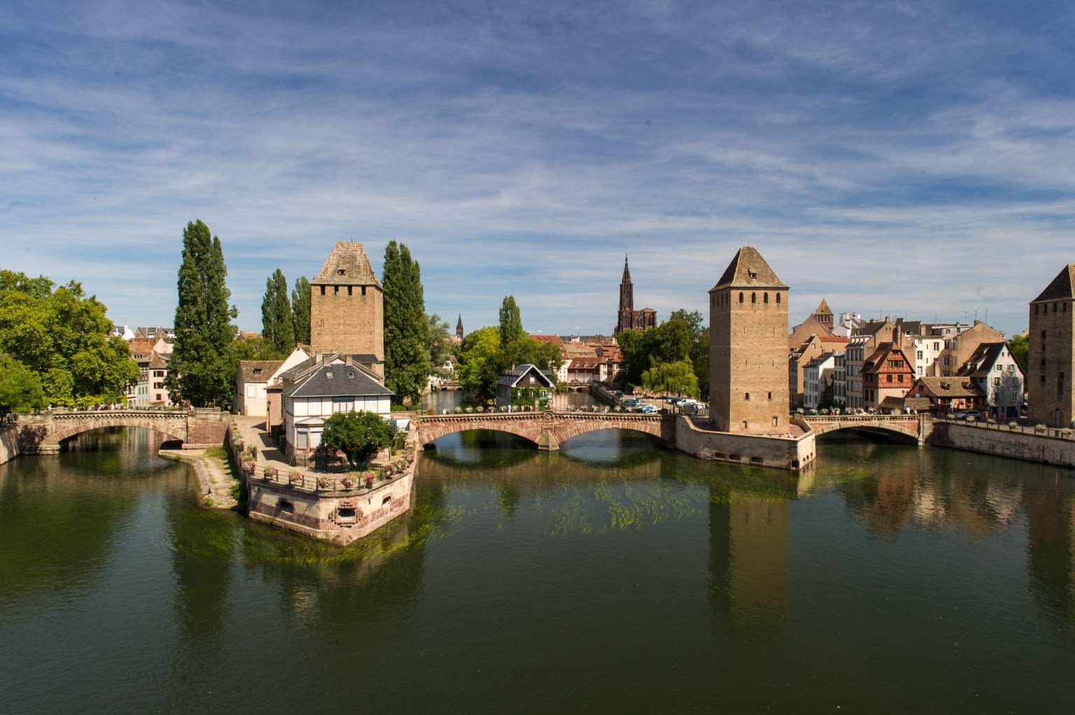 Loisirs et culture au cpeur de Strasbourg