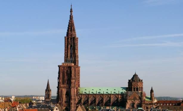 <span><span><span>Hôtel Athena Restaurant & Spa proche de la Cathédrale Notre-Dame de Strasbourg</span></span></span>