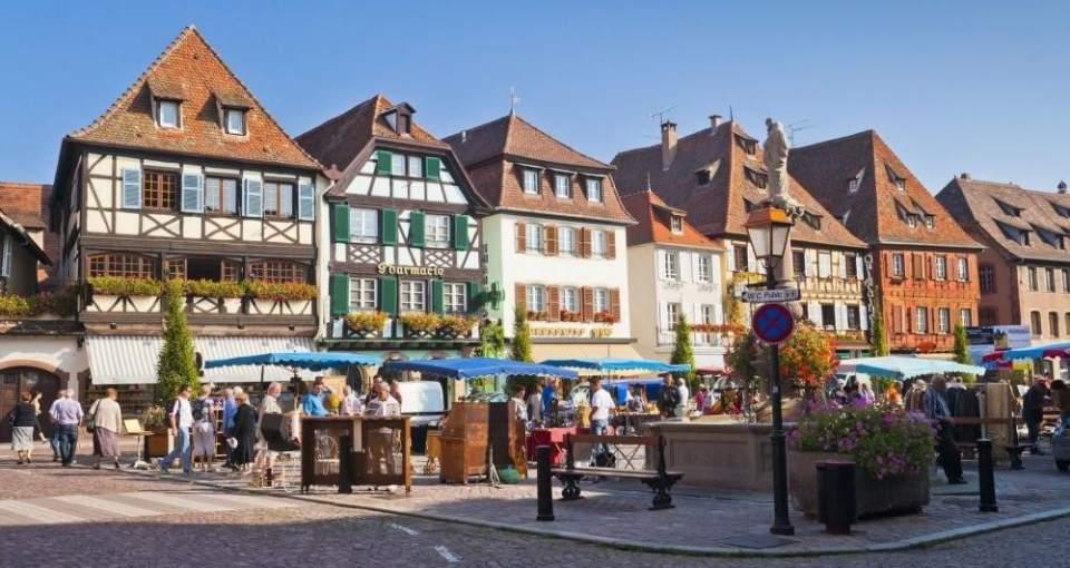 <span><span><span>Hôtel Athena Restaurant & Spa proche d'</span></span></span>Obernai
