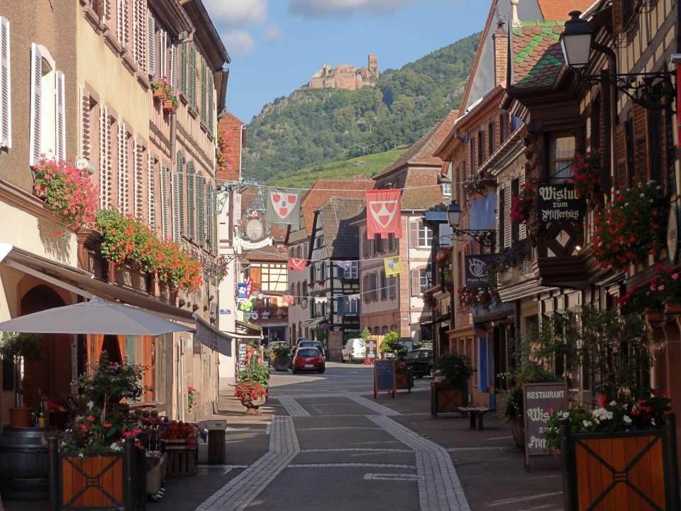 <span><span><span>Hôtel Athena Restaurant & Spa proche de Ribeauvillé</span></span></span>