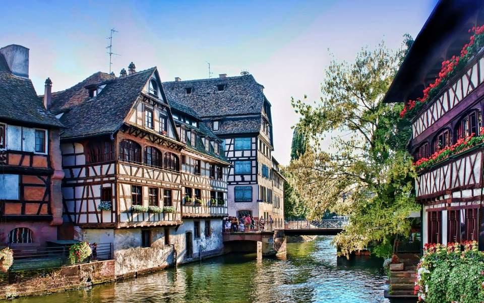 <span><span><span>Hôtel Athena Restaurant & Spa proche de La</span></span></span>Petite-France